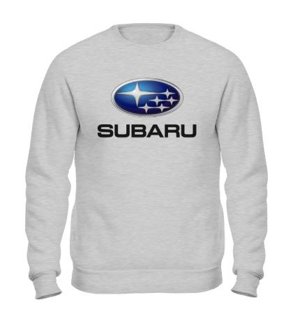 Свитшот Subaru Mark
