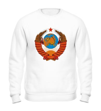 Свитшот Звездный герб СССР