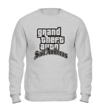 Свитшот GTA: San Andreas