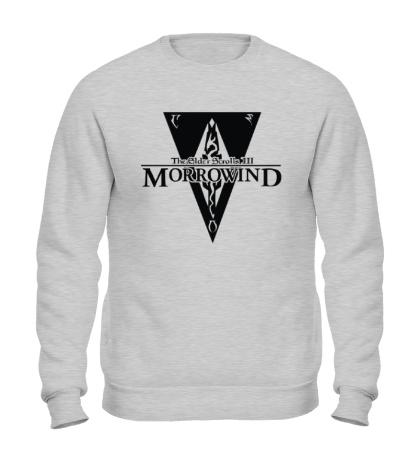 Свитшот Morrowind