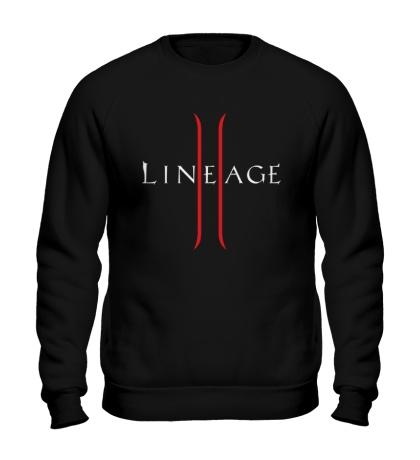 Свитшот Lineage 2
