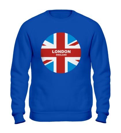 Свитшот England: London