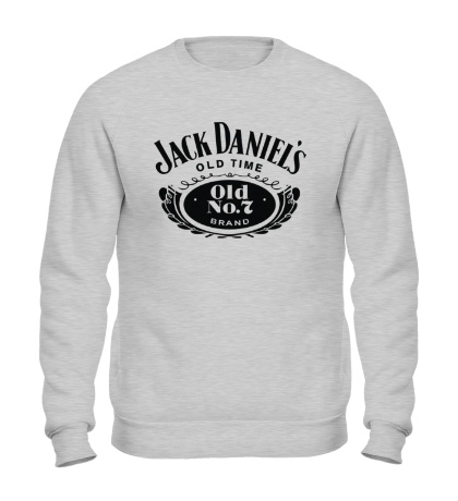 Свитшот Jack Daniels: Old Time