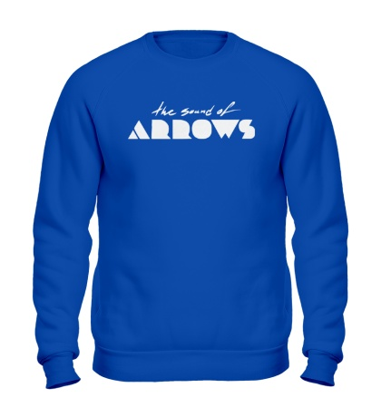 Свитшот The Sound Of Arrows