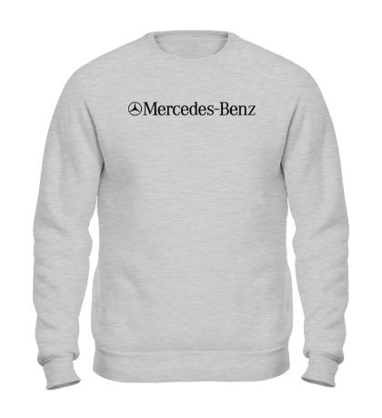 Свитшот Mersedes-Benz Line