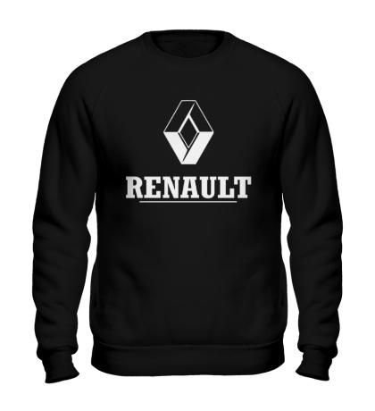 Свитшот «Renault Logo»