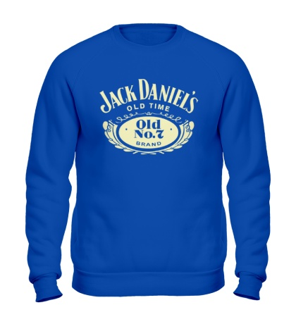Свитшот Jack Daniels: Old Time Glow