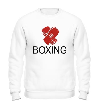 Свитшот Boxing