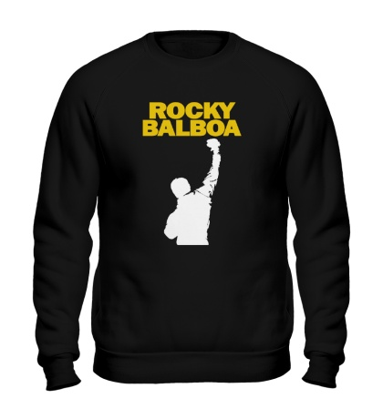 Свитшот Rocky Balboa
