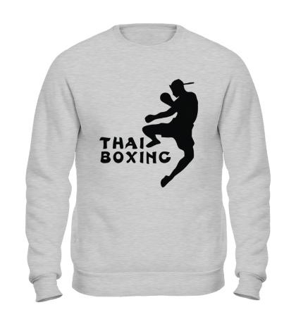 Свитшот Thai Boxing