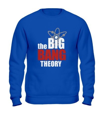 Свитшот The Big Bang Theory