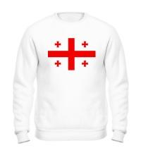 Свитшот Флаг Грузии