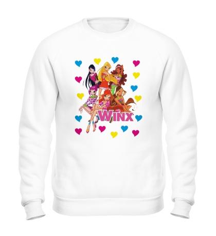 Свитшот Winx Love