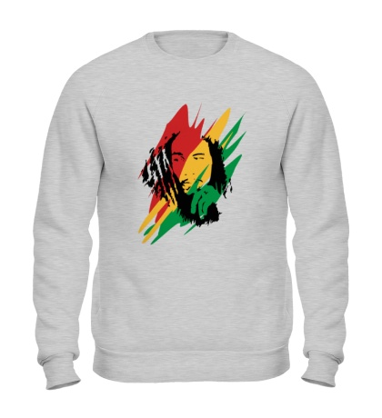Свитшот Bob Marley: Africa Unite