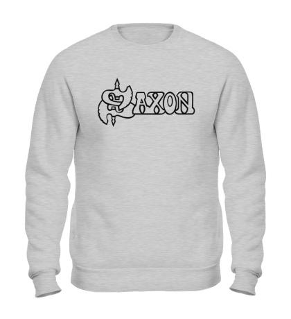 Свитшот Saxon