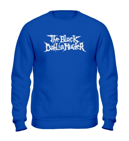 Свитшот The Black Dahlia Murder