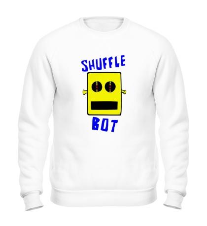 Свитшот Shuffle Bot