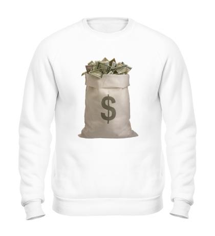 Свитшот Мешок с деньгами