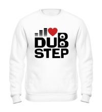 Свитшот Dubstep love