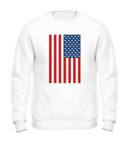 Свитшот Американский флаг