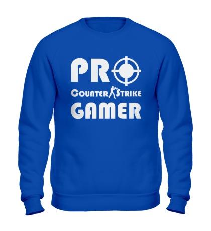 Свитшот Counter-Strike Gamer