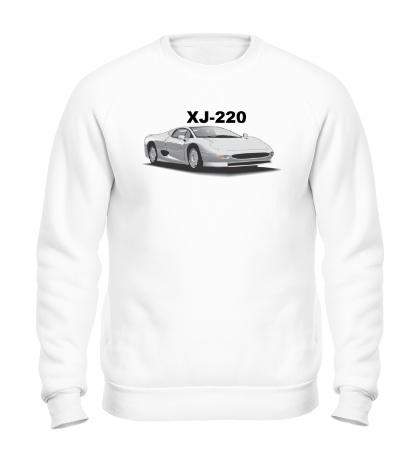 Свитшот Jaguar XJ-220