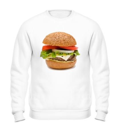 Свитшот Гамбургер