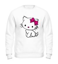 Свитшот Kitty-котенок
