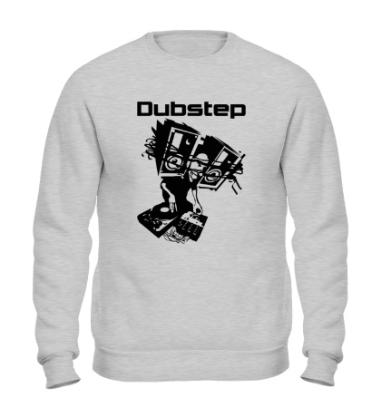 Свитшот Dubstep Music