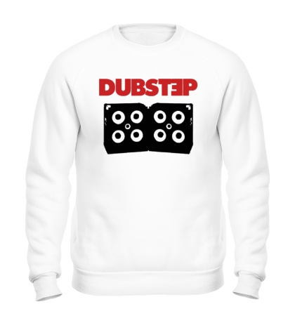 Свитшот Dubstep Monster Bass