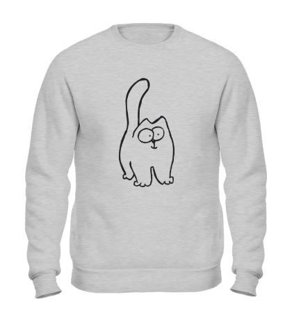 Свитшот Simons Cat