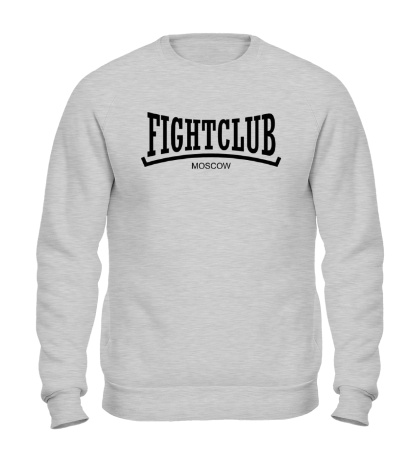 Свитшот Fightclub Moscow