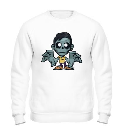 Свитшот Zomboy Zombie