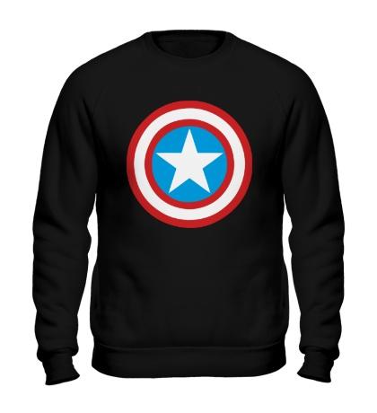 Свитшот Капитан Америка