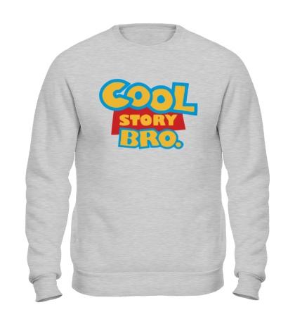 Свитшот Cool Story