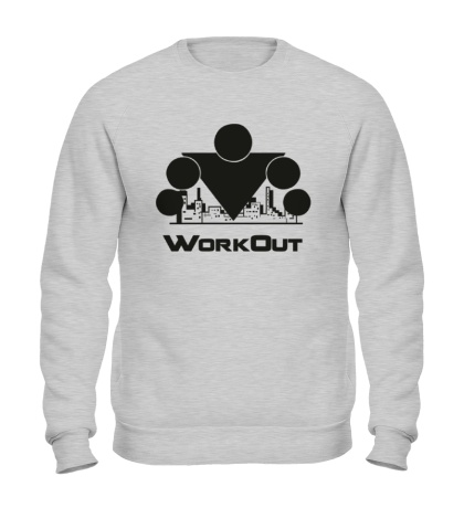 Свитшот Workout City