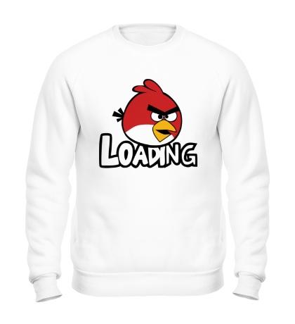 Свитшот Angry Birds Loading