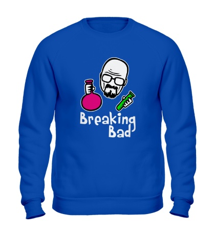 Свитшот Breaking Bad Chemical