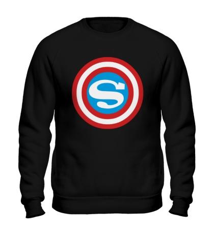 Свитшот Captain Superman