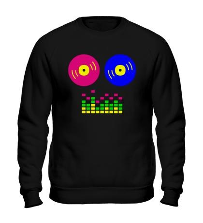 Свитшот DJ Equalizer
