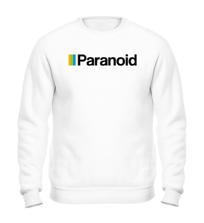 Свитшот Paranoid