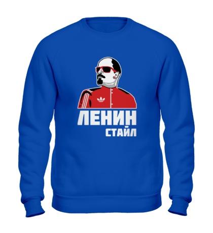 Свитшот Ленин стайл