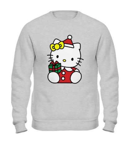 Свитшот Hello Kitty с подарком