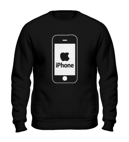Свитшот Apple iPhone