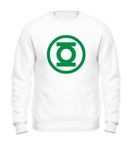 Свитшот Зелёный Фонарь
