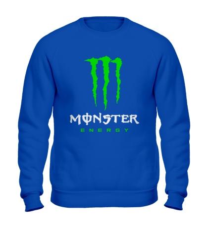 Свитшот Monster Energy