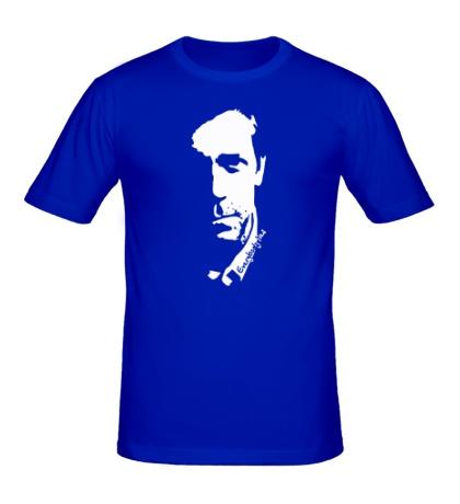 Мужская футболка House MD: Face