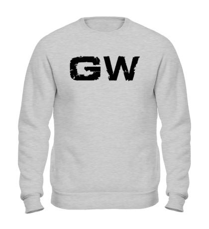 Свитшот GW: Ghetto Workout