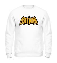 Свитшот Batman Sign