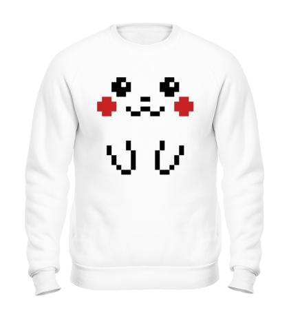 Свитшот 8-bit Pikachu